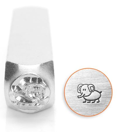 Ellie<br>Design Stamp<br>6mm