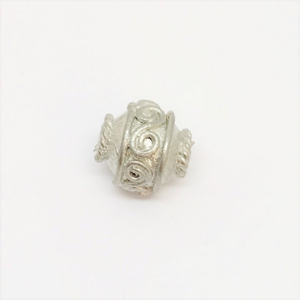 Celtic Bead<br>Cast Pewter<br>13mm