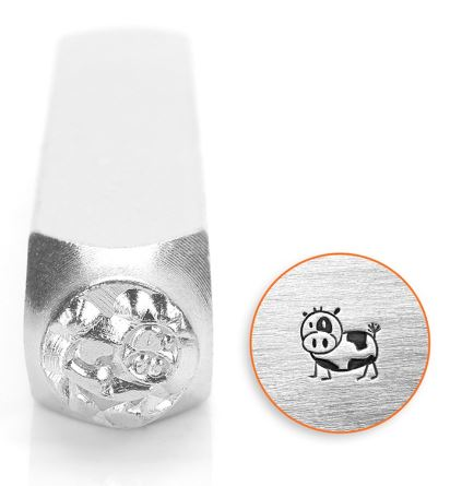 Moo<br>Design Stamp<br>6mm