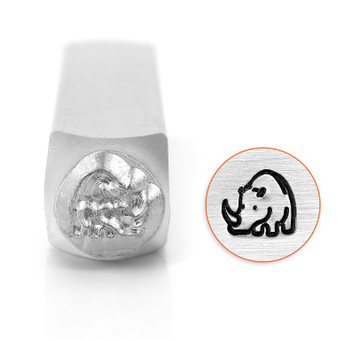 Rhino<br>Design Stamp<br>6mm
