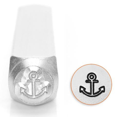 Anchor<br>Design Stamp<br>6mm