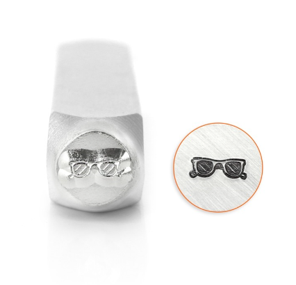Sunglasses<br>Design Stamp<br>6mm
