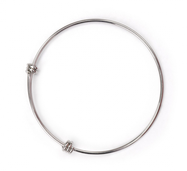 Expandable Bracelet<br>Stainless Steel<br><br>