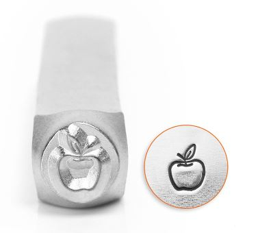Apple<br>Design Stamp<br>6mm